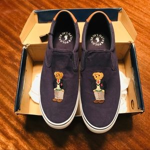Brand New Polo Bear by Ralph Lauren Shoes - 11.5
